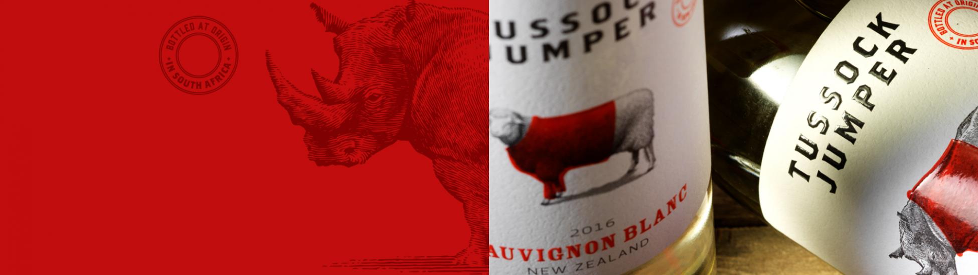 Tussock Jumper Wines - South Africa - Shiraz Grenache Viognier