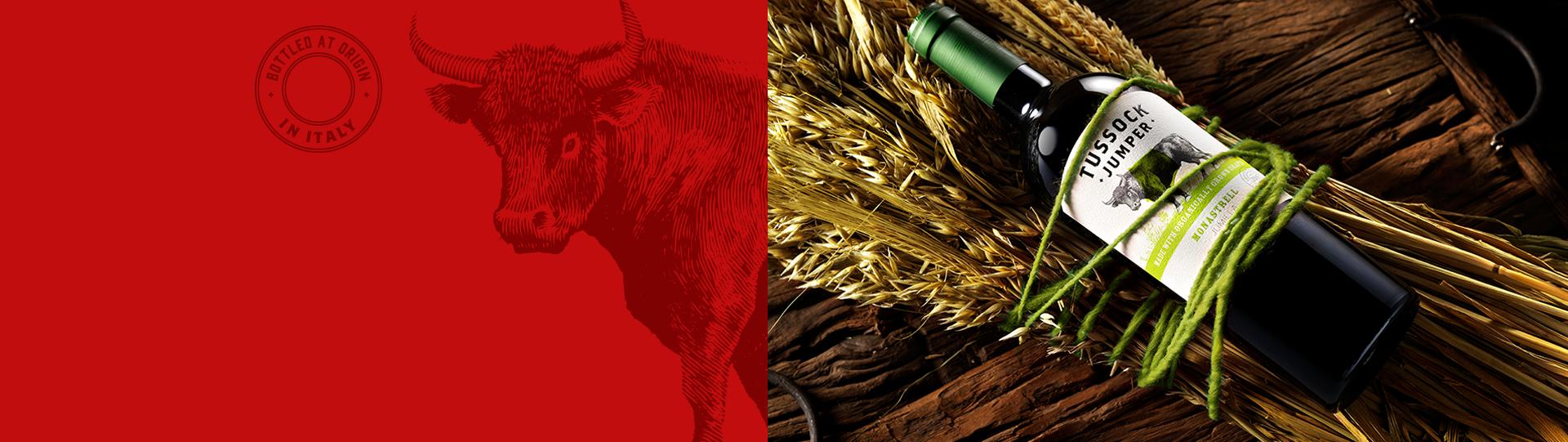 Tussock Jumper Wines - Spain - Monastrell Organic